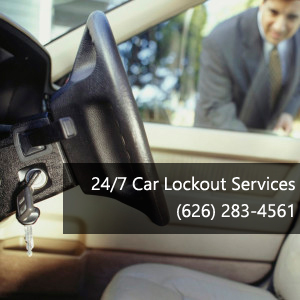 car lockout services (626) 283-4561